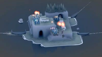 Bad North, Rechte bei Raw Fury