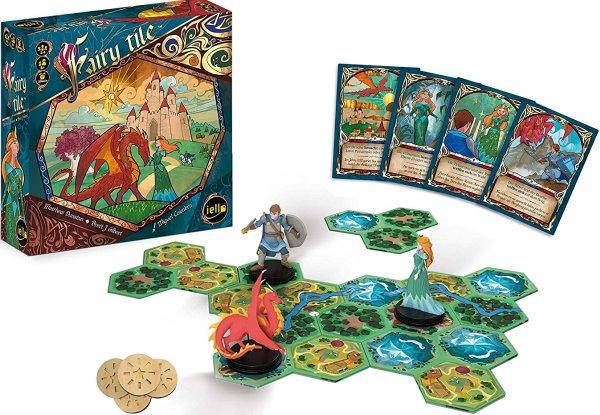 Fairy Tile - Spielmaterial