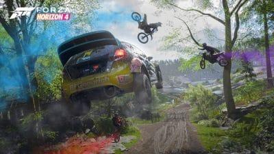 Forza Horizon 4, Rechte bei Microsoft Studios