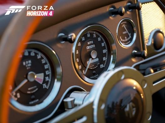 Forza Horizon 4 Steering Wheel Beauty