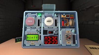 Keep Talking and Nobody Explodes, Rechte bei Steel Crate Games