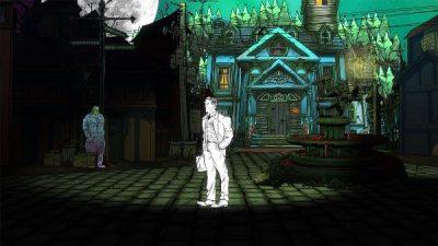 Wailing Heights; Rechte bei Outsider Games