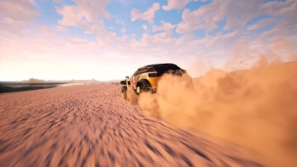 Dakar 18 Bild 3