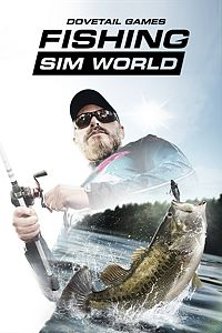 Fishing Sim World - Cover