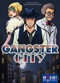 Gangster City, Rechte bei Huch Spiele