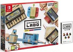 Nintendo Labo - MultiSet - Cover