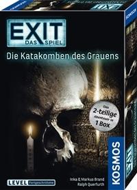 EXIT - Das Spiel - Die Katakomben des Grauens, Rechte bei Kosmos