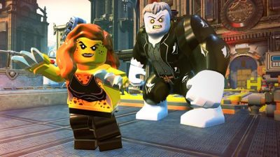 LEGO DC Super-Villains, Rechte bei Warner Bros. Interactive Entertainment