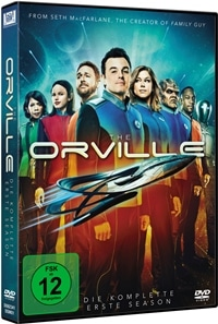 The Orville - Season 1, Rechte bei 20th Century Fox