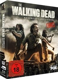 The Walking Dead - Season 8, Rechte bei Twentieth Century Fox
