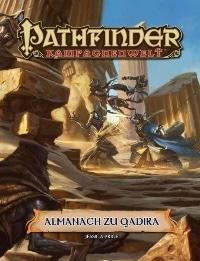 Der Pathfinder Almanach zu Qadira, Rechte bei Ulisses Spiele