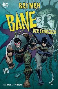Batman: Bane, der Eroberer, Rechte bei Panini Comics