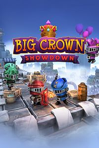 Big Crown: Showdown, Rechte bei Sold Out Sales & Marketing