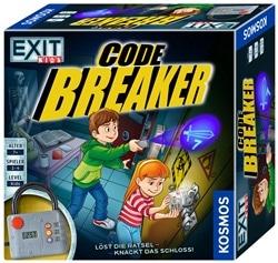 EXIT Kids - Code Breaker, Rechte bei Kosmos Spieleverlag