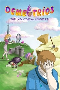 Demetrios - The BIG Cynical Adventure, Rechte bei Cowcat