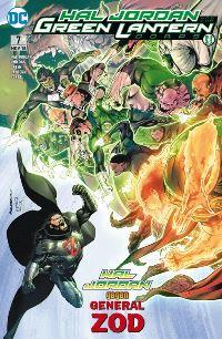 Hal Jordan und das Green Lantern Corps #7: Zods Wille, Rechte bei Panini Comics