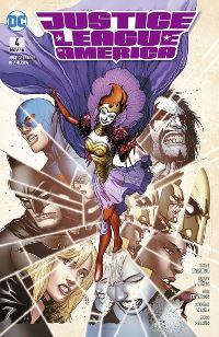 Justice League of America #4: Tödliche Märchen, Rechte bei Panini Comics