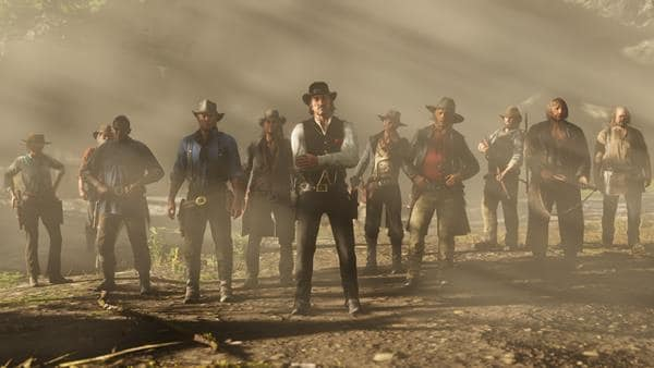 Red Dead Redemption 2 Bild 1