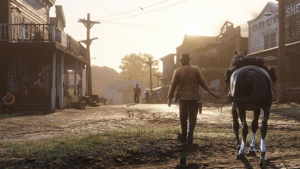 Red Dead Redemption 2 Bild 2