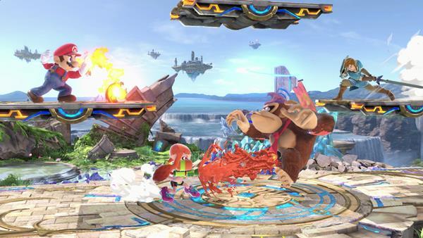 Super Smash Bros Ultimate Bild 1
