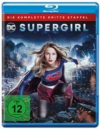 Supergirl - die komplette dritte Staffel, Rechte bei Warner Home Video