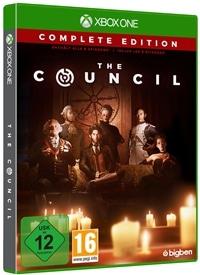 The Council - Complete Season, Rechte von Bigben, Cyanide und Focus Home Interactive