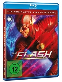 The Flash – die komplette 4. Staffel, Rechte bei Warner Home Video