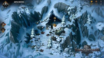 Thronebreaker: The Witcher Tales, Rechte bei CD Projekt