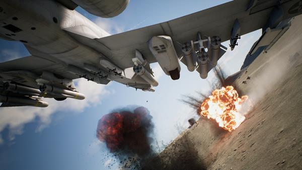 Ace Combat 7 Bild 1
