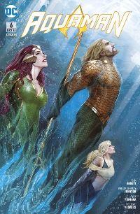 Aquaman #6: Die Krone muss fallen, Rechte bei Panini Comics