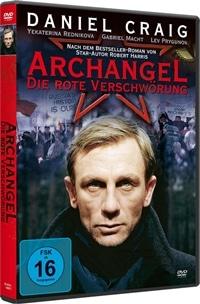 Archangel - Die rote Verschwörung, Rechte bei EuroVideo