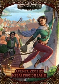 Aventurisches Kompendium 2; Rechte bei Ulisses Spiele