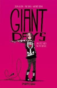 Giant Days #4: Und jetzt noch mal mit Gefühl!, Rechte bei popcom
