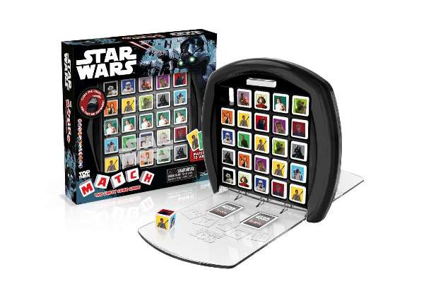 Match - Star Wars, Rechte bei Winning Moves