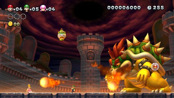 New Super Mario Bros Bild 3