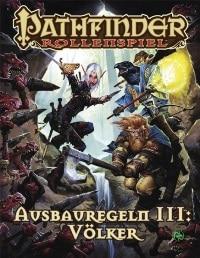 Pathfinder Ausbauregeln III: Völker - Cover