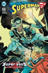 Superman Sonderband #7: Super Sons of Tomorrow, Rechte bei Panini Comics