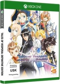 Tales of Vesperia: Definitive Edition, Rechte bei Bandai Namco Entertainment