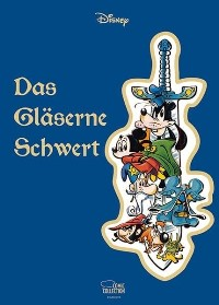 Das gläserne Schwert, Rechte bei Egmont Comics