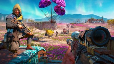 Far Cry New Dawn, Rechte bei Ubisoft