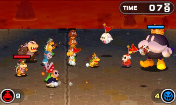 Mario und Luigi Abenteuer Bowser AB Bild 2