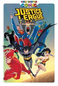Mein erster Comic: Justice League, Rechte bei Panini Comics