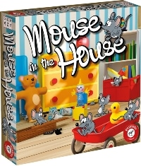 Mouse in the House - Cover
