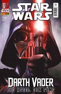 Star Wars #39: Darth Vader - Die Regel der Fünf, Rechte bei Panini Comics