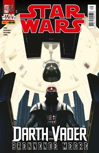 Star Wars: Darth Vader #40, Rechte bei Panini Comics