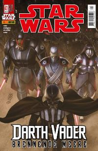 Star Wars: Darth Vader #41, Rechte bei Panini Comics