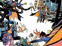 Batgirl und die Birds of Prey Megaband #2: Gothams Töchter