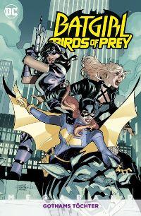 Batgirl und die Birds of Prey Megaband #2: Gothams Töchter, Rechte bei Panini Comics