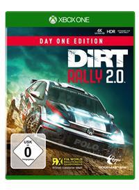 DiRT Rally 2.0, Rechte bei Codemasters