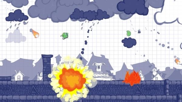 Escape Doodland Bild 3